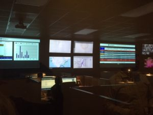 Secure Designs' Network Operations Center (NOC)